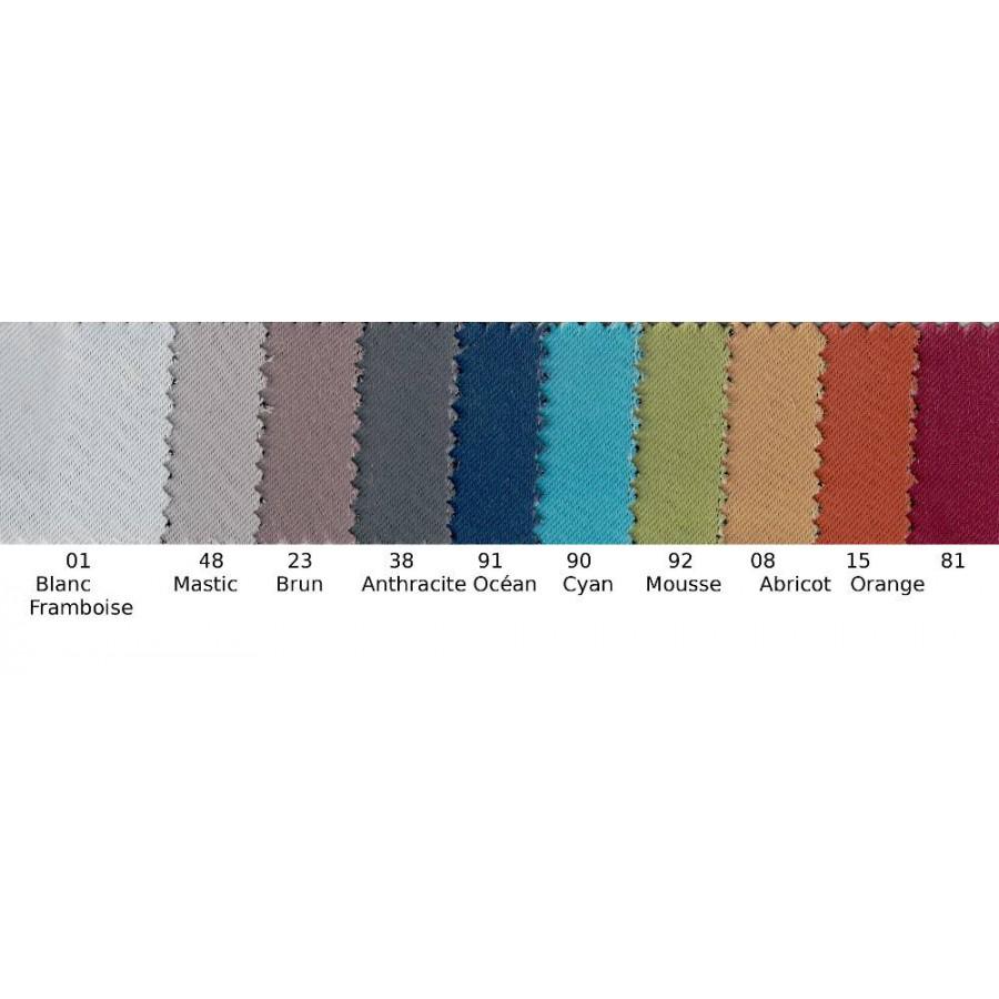 tissu obscurcissant thermique uni non feu m1 en 280 cm bora sotexpro. Black Bedroom Furniture Sets. Home Design Ideas