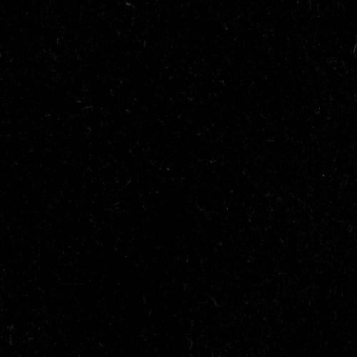 Tissu feutre noir pour ciels de toit pavillon Peugeot 205 GTI