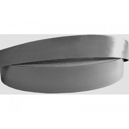 Sangle Thermosoudable grise en rouleau de 100 ml largeur 48 mm