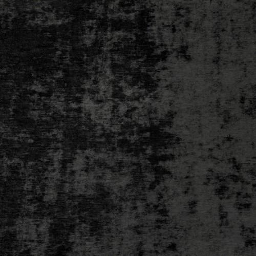 Tissu velours non feu M1 Casal Bastille 12090_100 ÉBÈNE