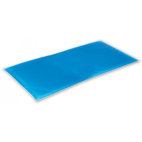 Polyurethane gel plate for universal use on order