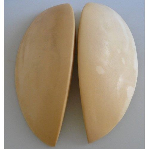 Pair of Foam for front armrest and rear armrest to Citroën DS