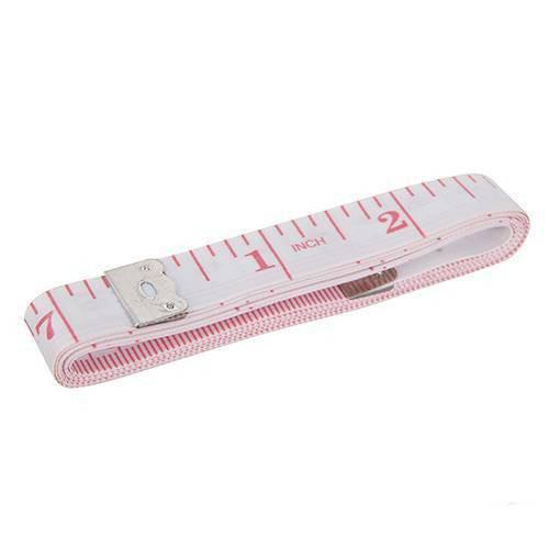Mètre ruban de couturière en fibres de verre longueur 150 cm