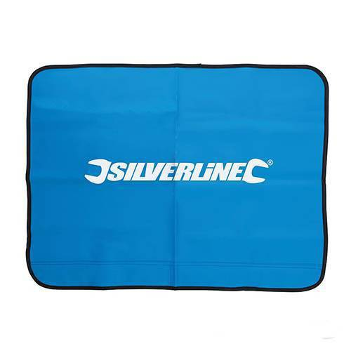 Magnetic Vehicle Wing Cover - Silverline