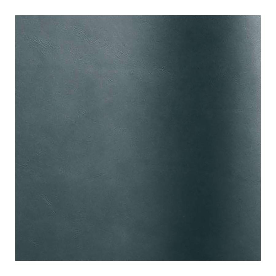 Peau de cuir de bovin lisse avec surface perlée Luxury coloris beton