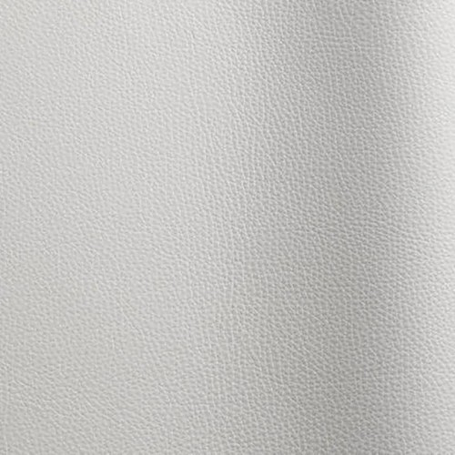 Peau de cuir de taureau corrigé Wind coloris blanc