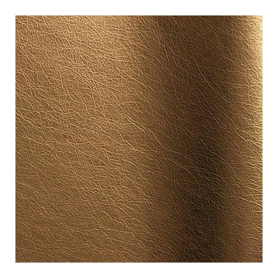Beff laminate leather Premium bronze color