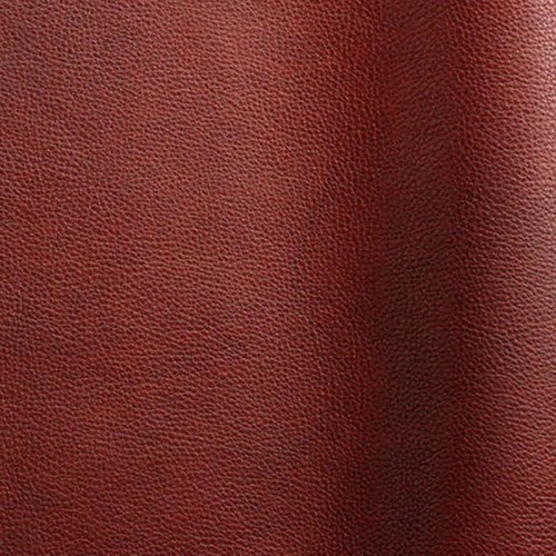 Bull's leather full flower Bulgaro bordeaux color