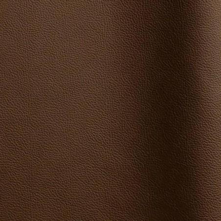 Bovine leather corrected Sierra Kelato brown color