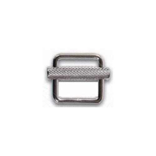 Boucle à Rouleau Inox 25 mm pour sangle de 25 mm