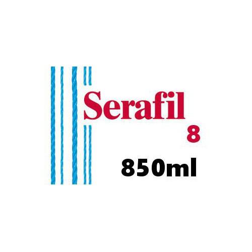 Boite de 5 cônes de fil à coudre Serafil n°8 bobine de 850 ml