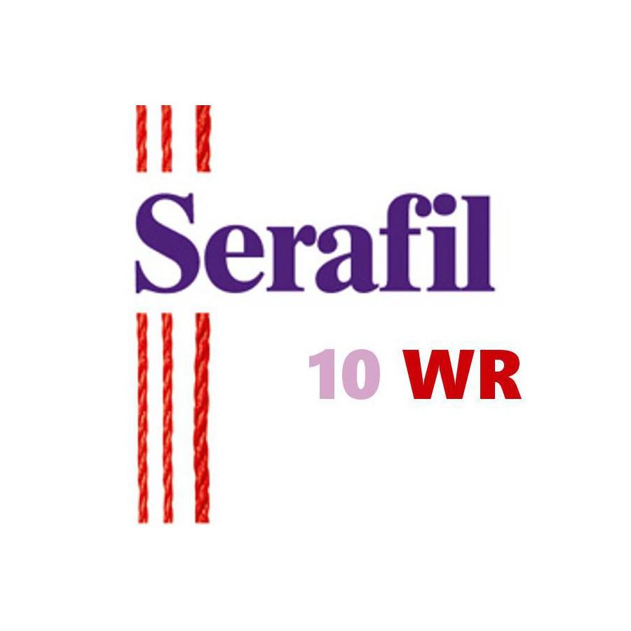 Box of 5 Sewing thread Serafil n°10WR spool of 300 ml