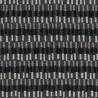 Brisbane Fabric Chanée Ducrocq Deschemaker - Ardoise 103991