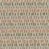 Tissu Brisbane Chanée Ducrocq Deschemaker - Basilic 104000
