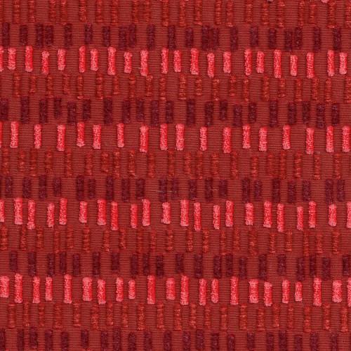 Tissu Brisbane Chanée Ducrocq Deschemaker - Cherry 103997