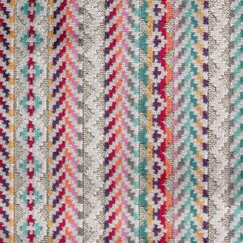 Tissu Nashville Chanée Ducrocq Deschemaker - Multicolore 104006