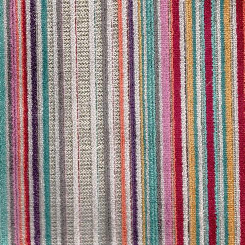 Tissu Atlanta Chanée Ducrocq Deschemaker - Multicolore 104007