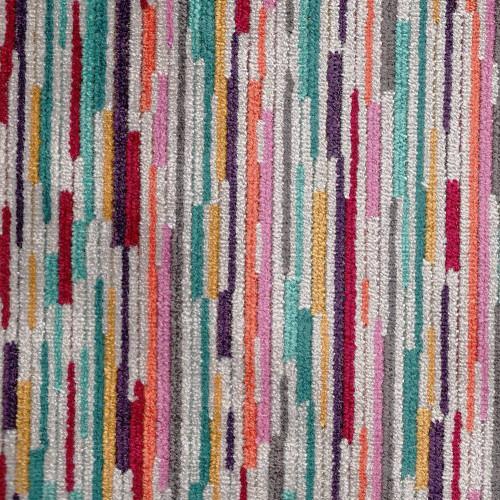 Tissu Miami Chanée Ducrocq Deschemaker - Multicolore 104008
