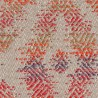 Jacquard Masaya Fabric Chanée Ducrocq Deschemaker- Multicolore 103976
