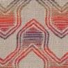 Jacquard Leon Fabric Chanée Ducrocq Deschemaker - Multicolore 103973