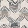 Jacquard Leon Fabric Chanée Ducrocq Deschemaker - Taupe 103971