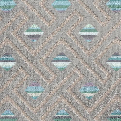 Tissu Medellin Chanée Ducrocq Deschemaker - Cerise 103970