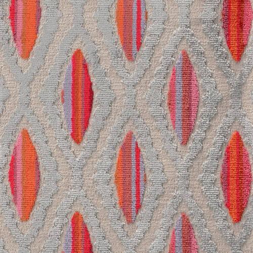 Tissu Cali Chanée Ducrocq Deschemaker - Cerise 103968
