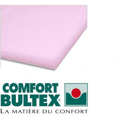 Foam plate BULTEX extra firm 50kg / m3 160x200 cm