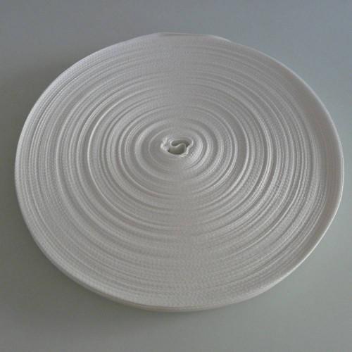 Polyester twill webbing in 100 ml roll