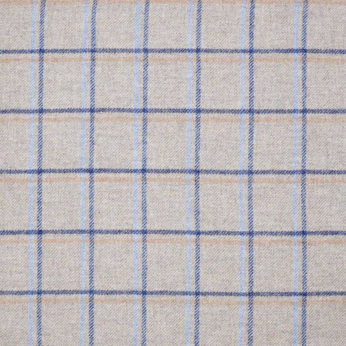 Duisdale virgin wool fabric - Abraham Moon & Sons