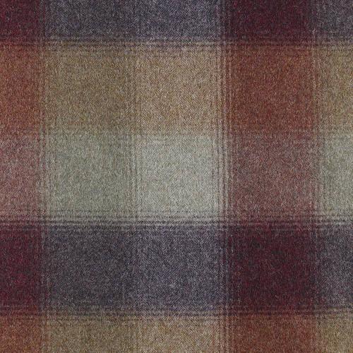 Tissu laine vierge Kilnsey référence U1438-B02-Agate de Abraham Moon & Sons