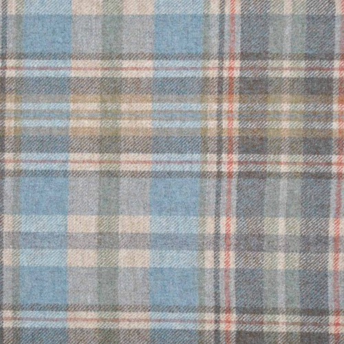 Moorland II virgin wool fabric - Abraham Moon & Sons