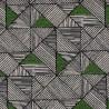 Jacquard Quebec Fabric - Chanée Ducrocq Deschemaker