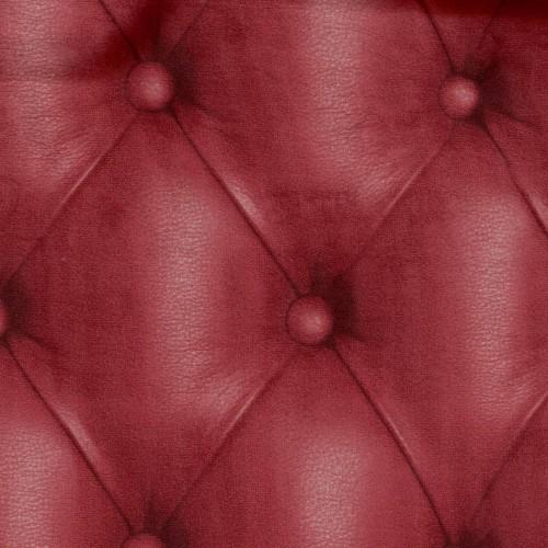 Tissu imprimé Capiton de Chanée Ducrocq Deschemaker coloris 3106 Flamme