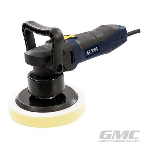 Ponceuse polisseuse électrique polisseuse double action 600 W - GMC