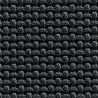 Genuine fabric for Traction Avant Citroën - Black