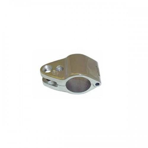 Collier ouvrable inox pour tube de 30 mm