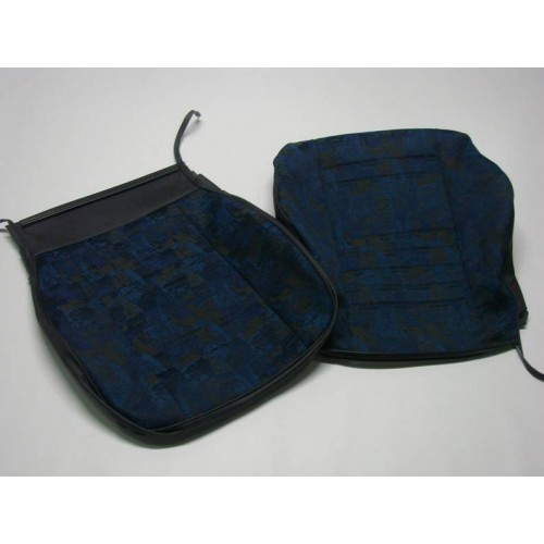 Coiffe assise origine pour siège de PEUGEOT Boxer 2002-2008 coloris gris