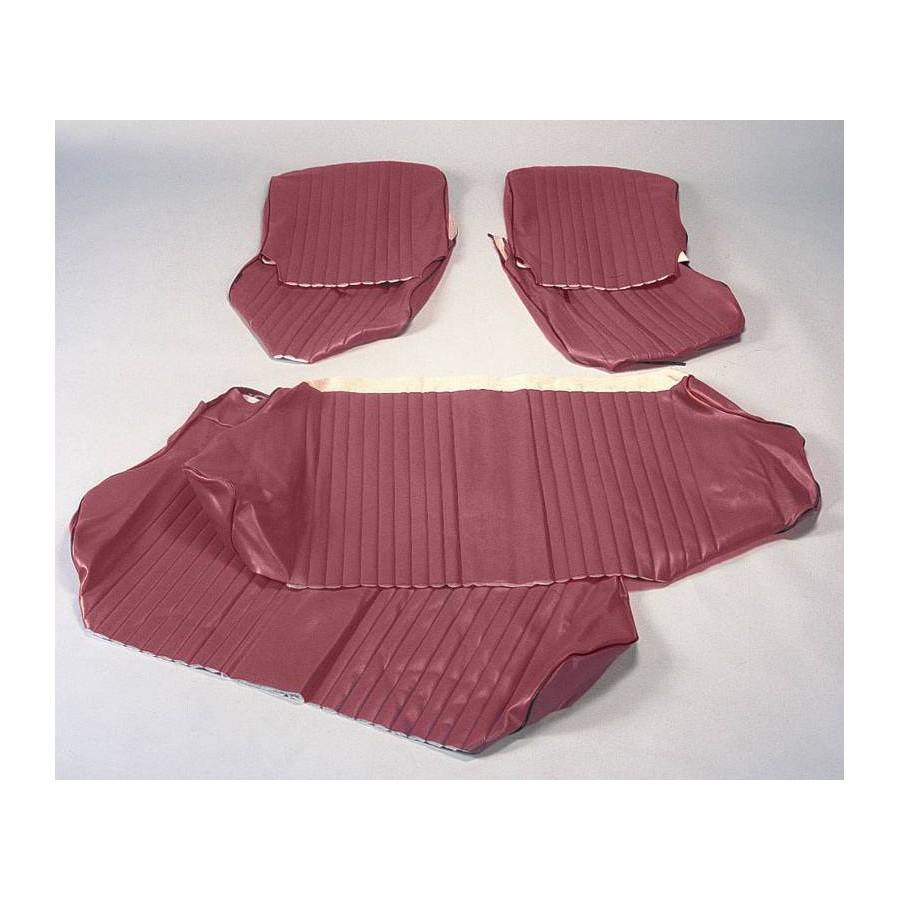 coiffe compl te pour si ge de fiat 500l. Black Bedroom Furniture Sets. Home Design Ideas