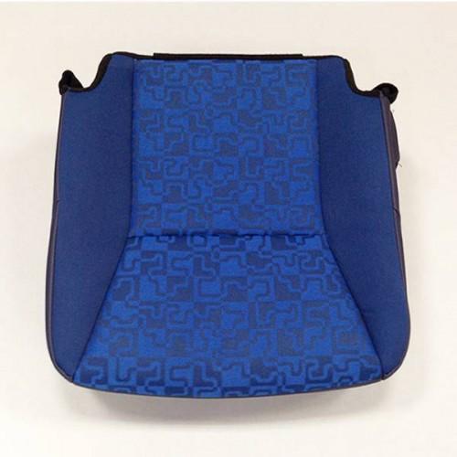 Coiffe assise et mousse origine pour siège de PEUGEOT Expert 2004 - 2006 coloris bleu