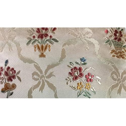 Lampas Romance fabric - Lelièvre