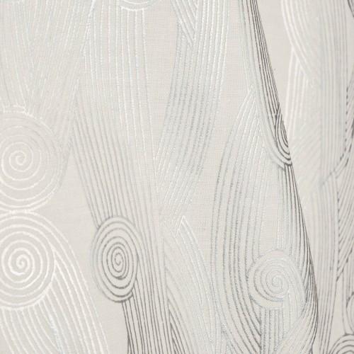 Glyphe fabric Lelièvre - Argent 0545/01