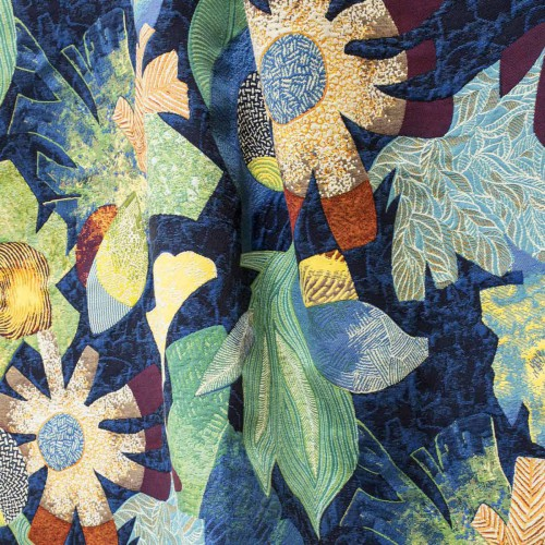 Tropical fabric - Lelièvre