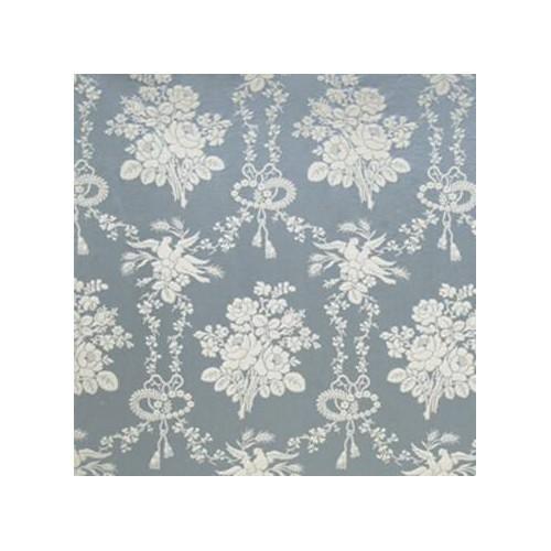 Oreste fabric Lelièvre - Bleu 4015/02
