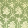 Oreste fabric Lelièvre - Vert 4015/03