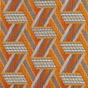 Tissu Tribu de Lelièvre coloris ABRICOT-722-02