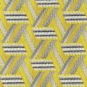 Tissu Tribu de Lelièvre coloris CITRON-722-01