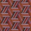 Tissu Tribu de Lelièvre coloris CUIVRE-722-03