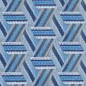 Tissu Tribu de Lelièvre coloris CYAN-722-07