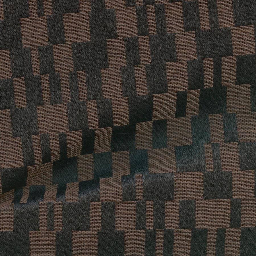 Tissu Souk de Lelièvre coloris BOIS-711-08